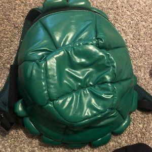 Handbags - Full size Ninja Turtle Backpack